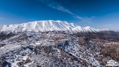 Crete Arising (Film) Psiloritis Mountain in Crete, Greece