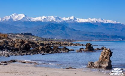 Crete Arising (Film) The White Mountains (Lefka Ori) in Crete, Greece