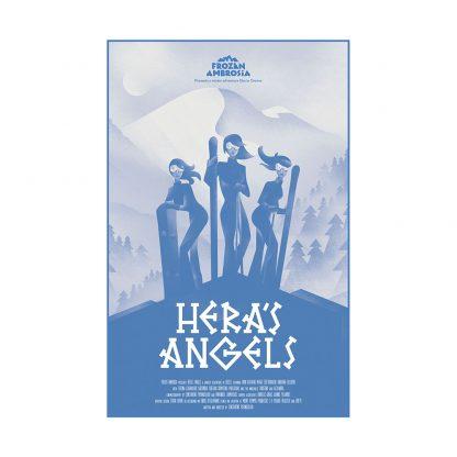 Heras Angels Film Poster