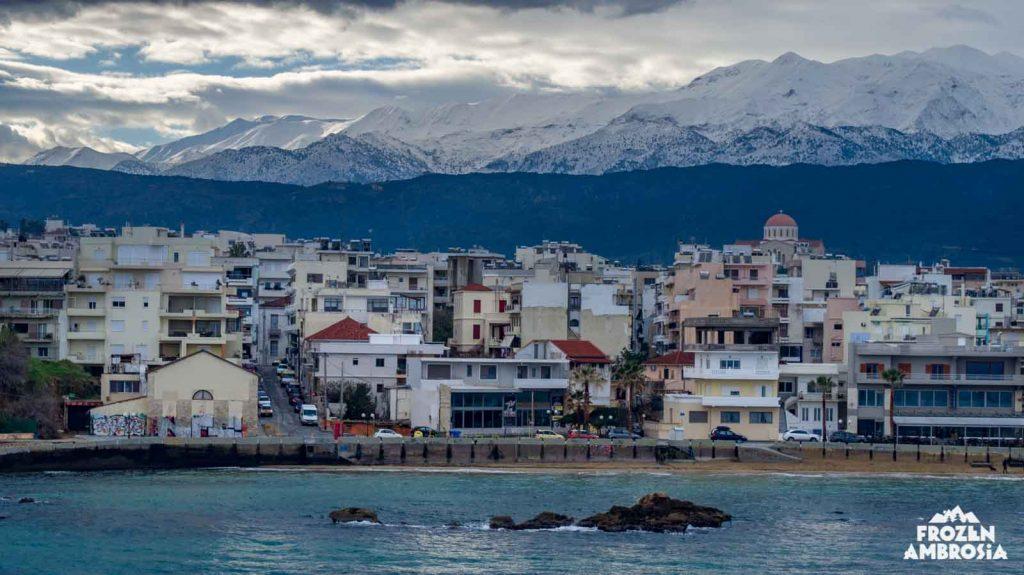 Lefka Ori, Crete